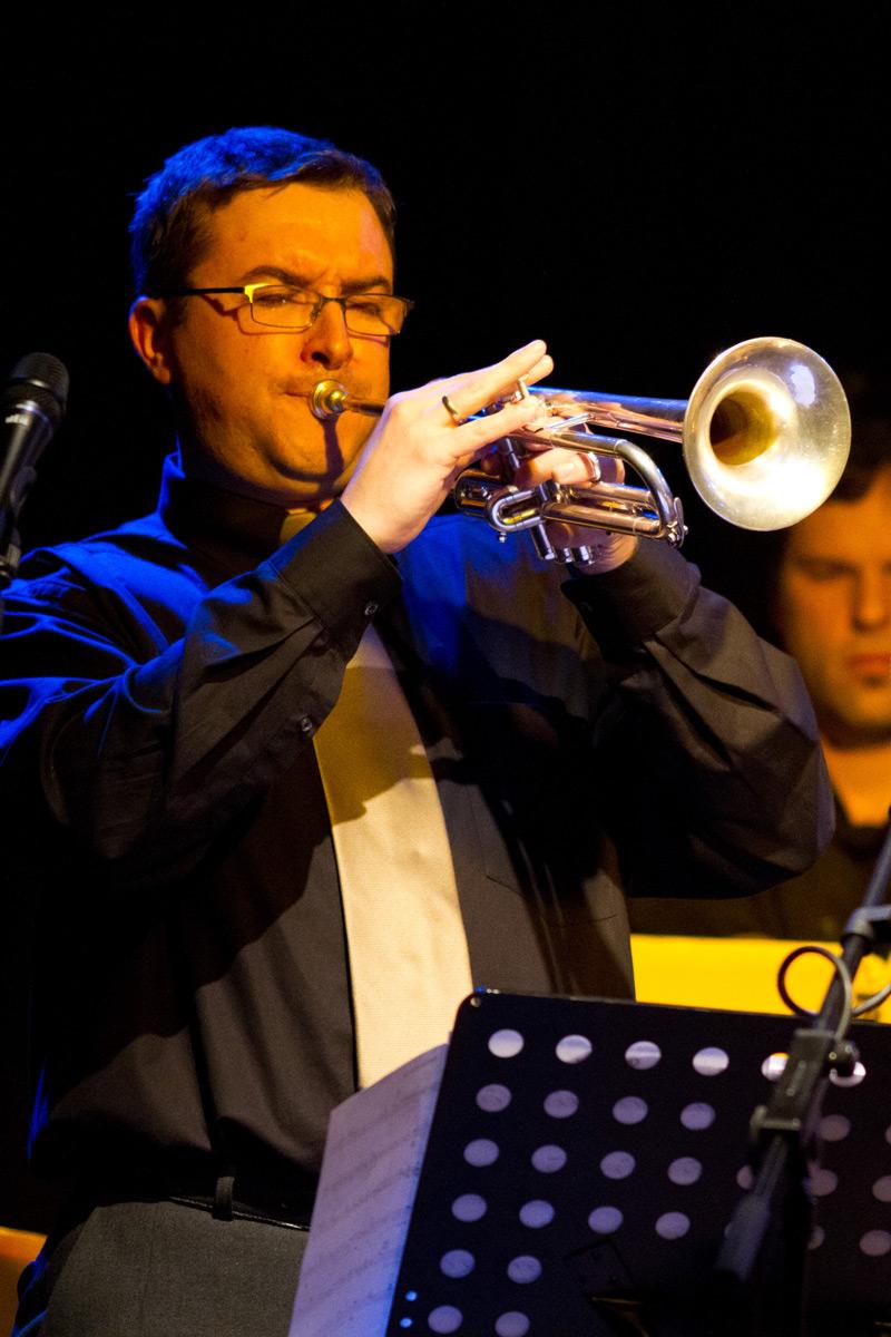 Heiko Leppert, trumpet