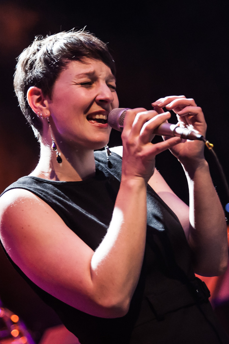 Isabel Haist, vocals