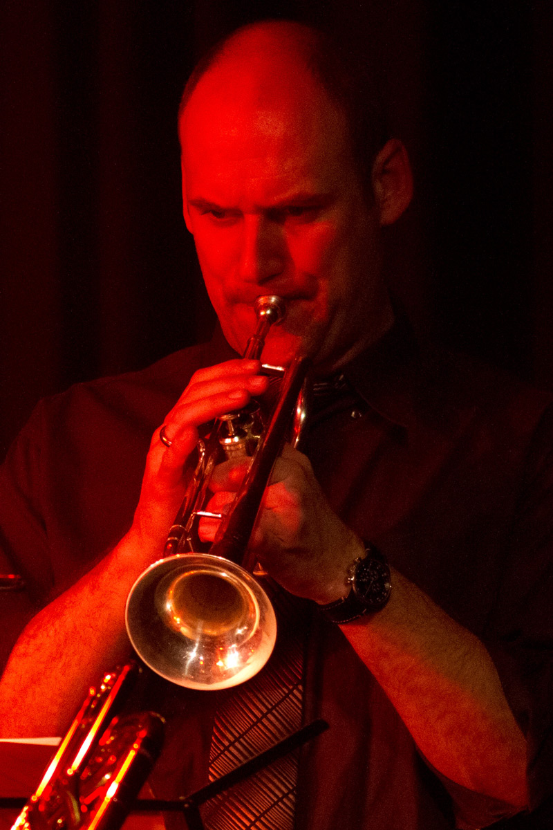 Jens Biegger, trumpet