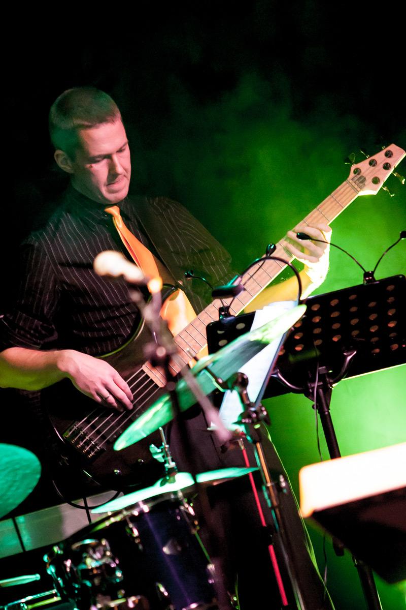 Jörg Haist, bass