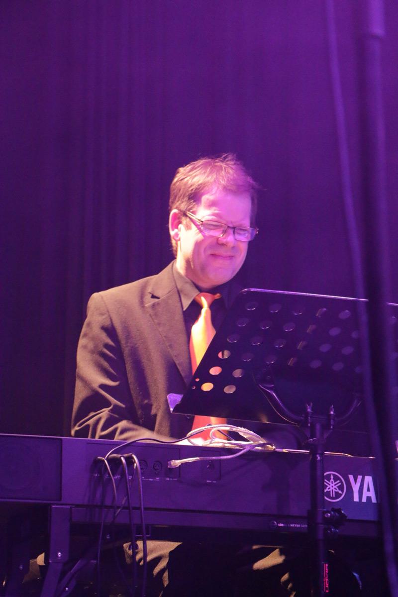 Dr. Jürgen F. Kilian, piano