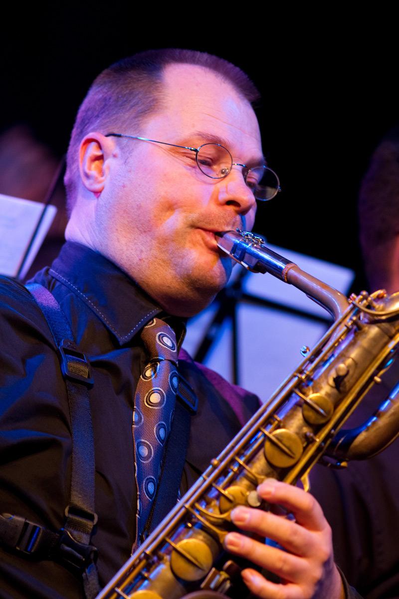 Matthias Nosko, sax bariton