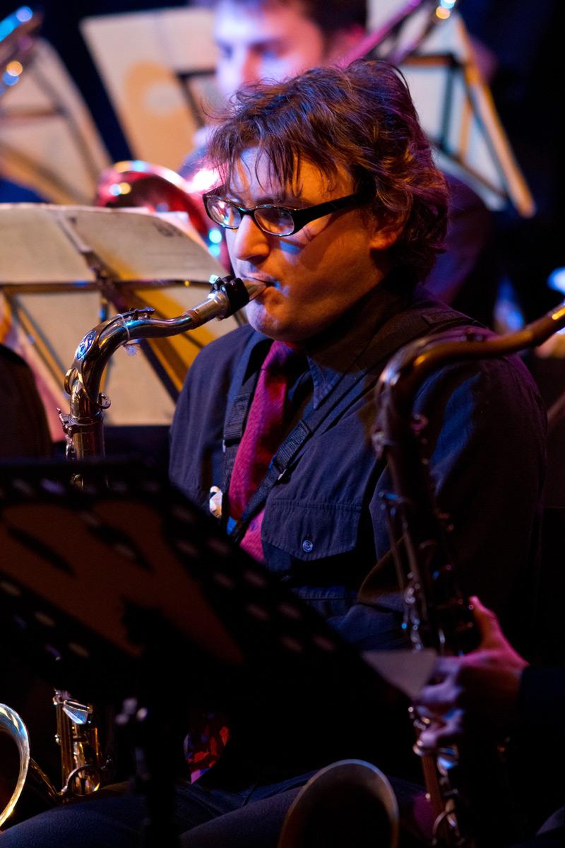 Michael Gehring, sax tenor