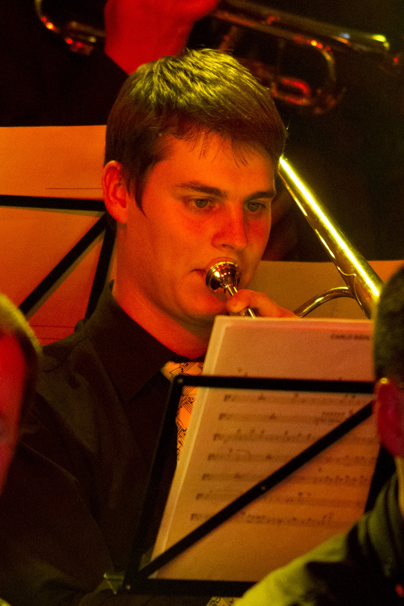 Stefan Oßwald, trombone