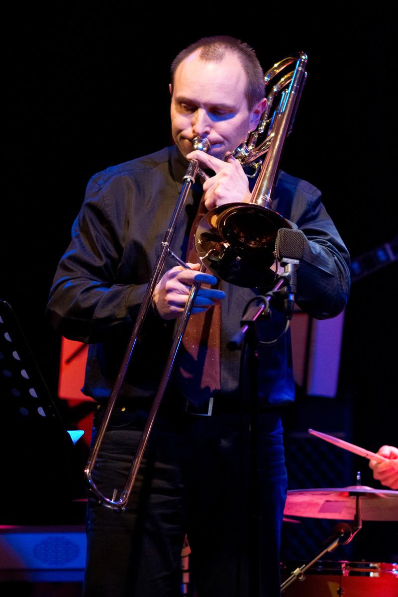 Thomas Hertenstein, trombone